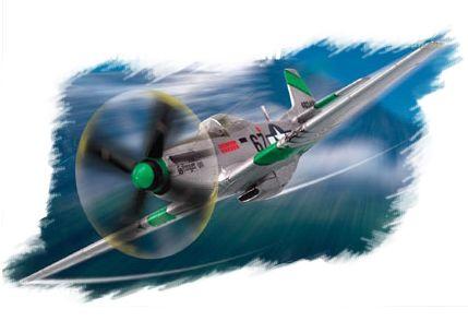 P-51D Mustang IV Hobby Boss