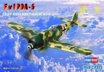 Fw190A-6 Hobby Boss