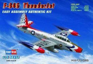 F-84G Thunderjet Hobby Boss
