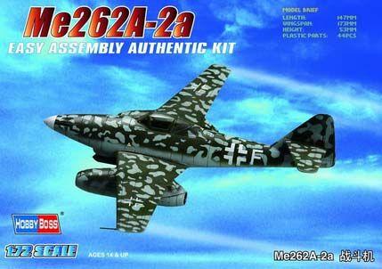 Me262A-1a Hobby Boss