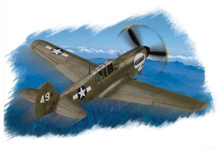 P-40N Warhawk Hobby Boss
