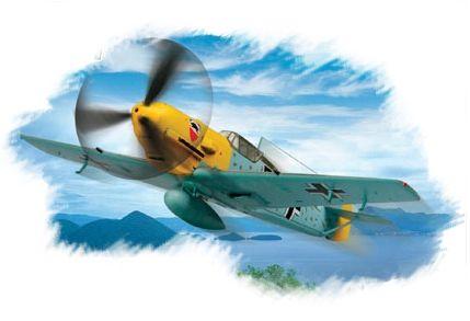 Bf109E-3 Hobby Boss