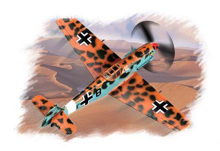 Bf109E-4/7 Hobby Boss