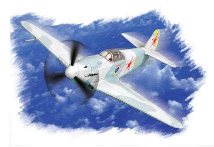 Soviet Yak-3 Hobby Boss