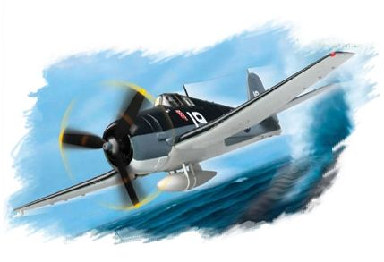 F6F-3 Hellcat Hobby Boss
