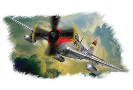 P-47D Thunderbolt Hobby Boss