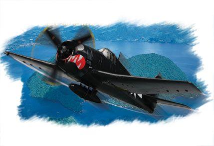F6F-5 Hellcat Hobby Boss