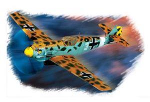 Bf-109E4/Trop Hobby Boss