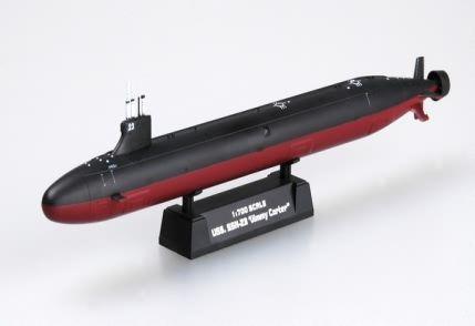 USS SSN-23 Jimmmy Carter Hobby Boss