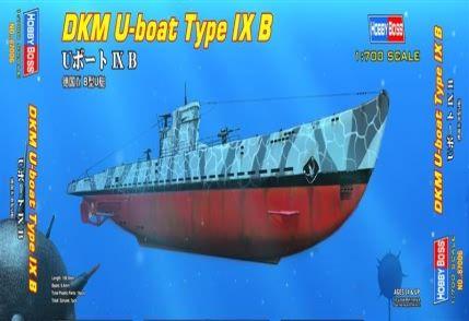 U-Boat IX B Hobby Boss