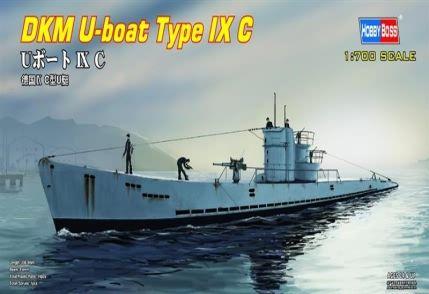 U-Boat IX C Hobby Boss