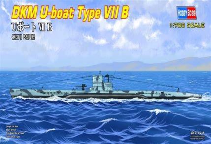 U-Boat VII B Hobby Boss