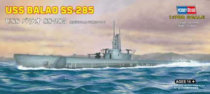 USS Baloo SS -285 Hobby Boss