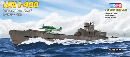 Japanese I-400 Subm. Hobby Boss