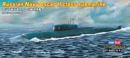 Russian Navy Oscar II class Hobby Boss