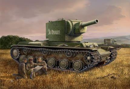 KV-2 mod.1940 Hobby Boss