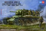 KV-1 1941 Small Turret Hobby Boss