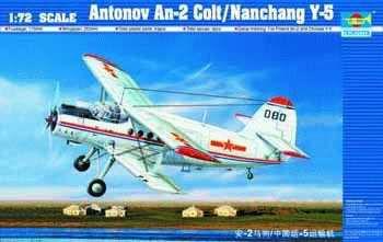 An-2 Colt/Nanchang Trumpeter