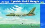Ilxushin Il-28 Beagel Trumpeter
