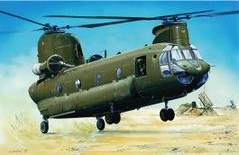 CH-47D Chinook Trumpeter